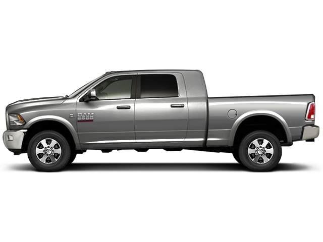 2016 Ram 2500 4x4 Mega cab short bed