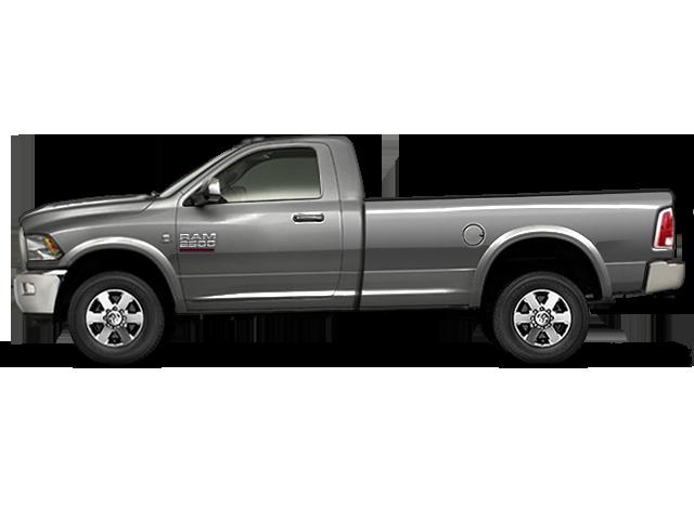 Ram 2500 4x2 Cabine Simple 2016