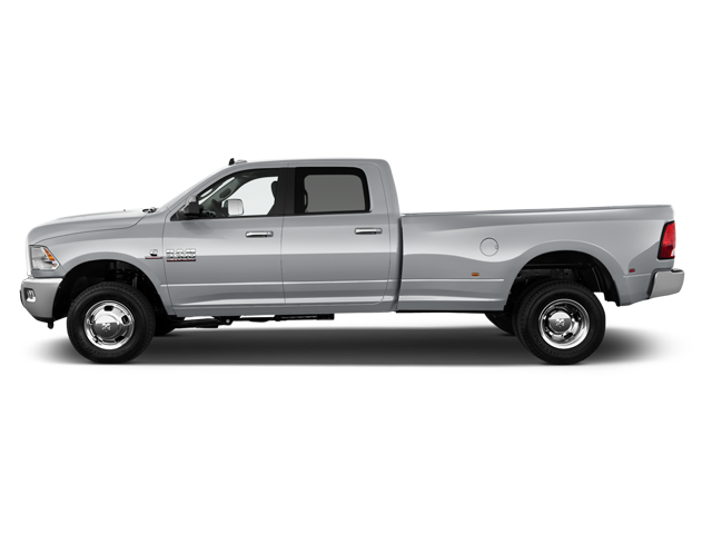 2016 Ram 3500 4x2 Crew Cab short bed