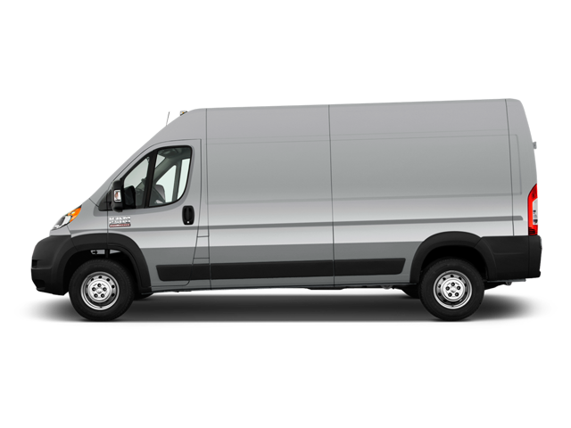 Ram ProMaster 3500 High roof rallongé 2016