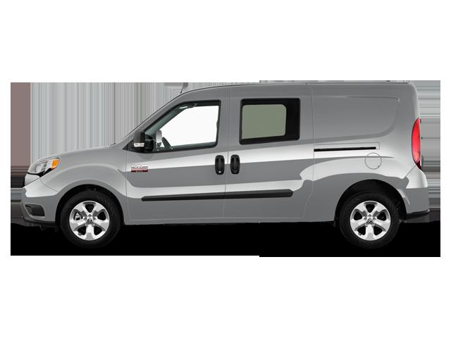 Ram ProMaster City ST minibus 2016