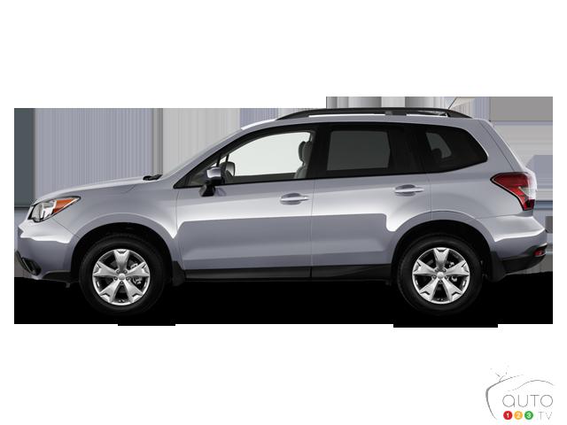 Subaru Forester 2016