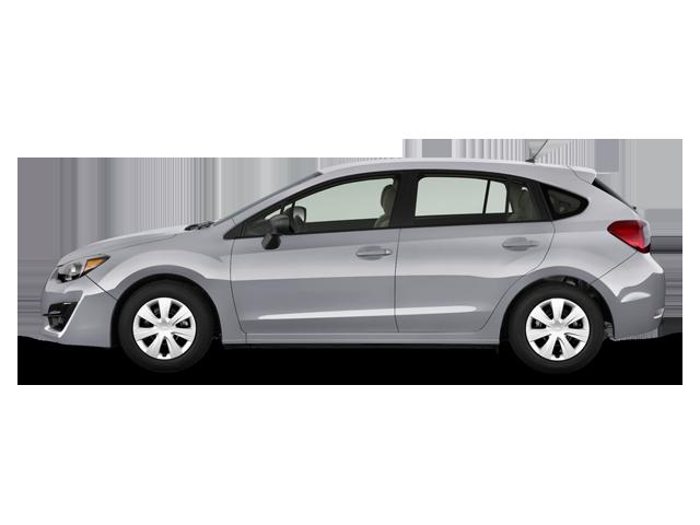 Subaru Impreza 5-portes 2016