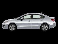 Subaru Impreza 4-door 2016