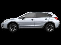 Subaru XV Crosstrek Hybrid 2016