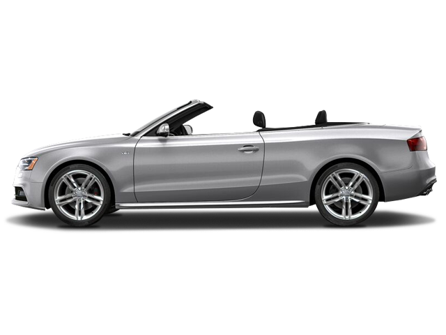 Finance the 2017 Audi S5 cabriolet from 0.9 %