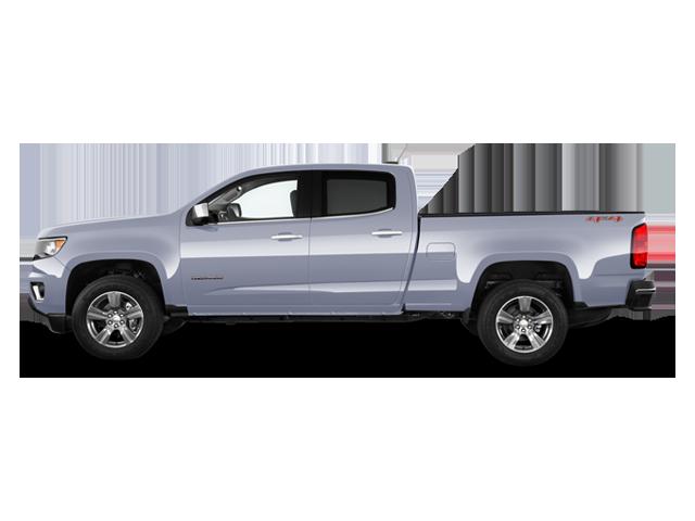 Chevrolet Colorado Cabine multiplace caisse longue 4RM 2017