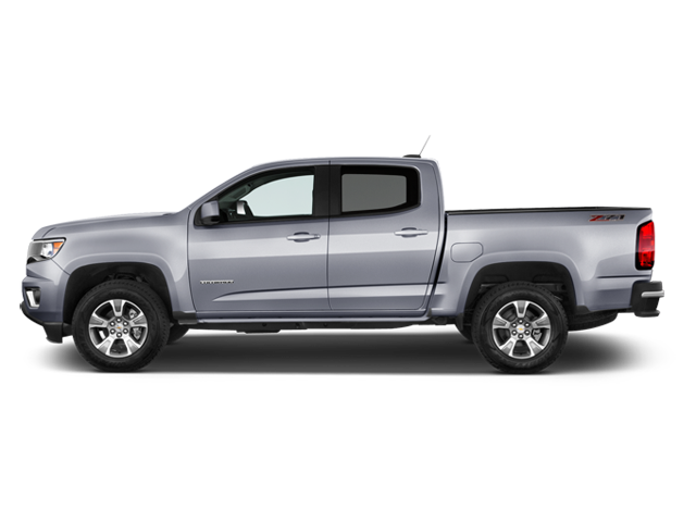 2017 Chevrolet Colorado Crew Cab long box 4WD