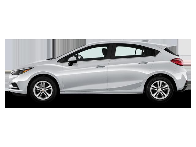 Lease the 2017 Chevrolet Cruze 5-door for $51 weekly