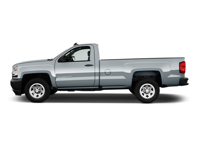 2017 Chevrolet Silverado 1500 4WD Regular Cab Standard Box