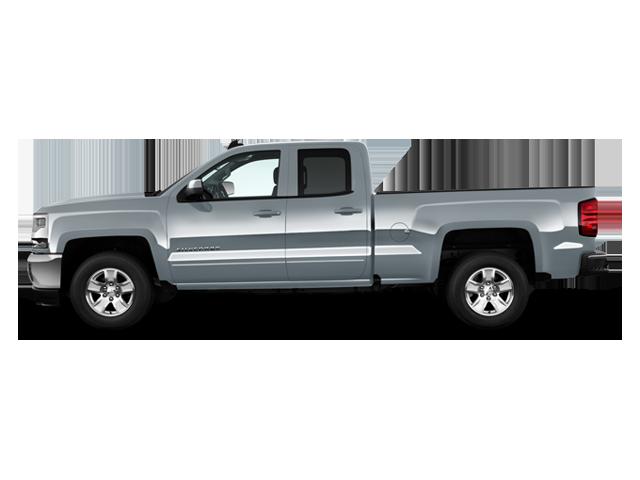 Chevrolet Silverado 1500 4RM Cabine double boîte régulière 2017