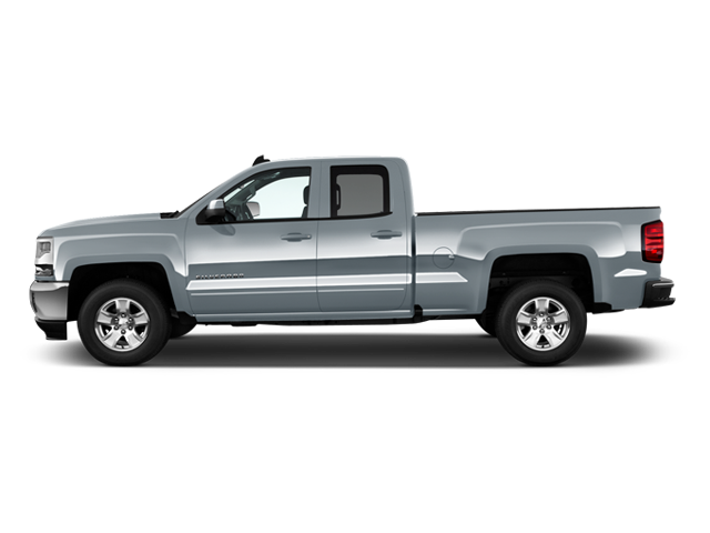 2017 Chevrolet Silverado 1500 2WD Double Cab Standard Box