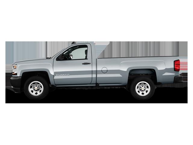 2017 Chevrolet Silverado 1500 4WD Regular Cab Standard Box