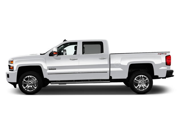 2017 Chevrolet Silverado 2500HD 4WD Crew cab standard box