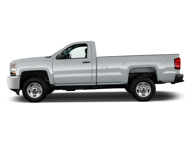 2017 Chevrolet Silverado 2500HD 4WD Regular cab long box