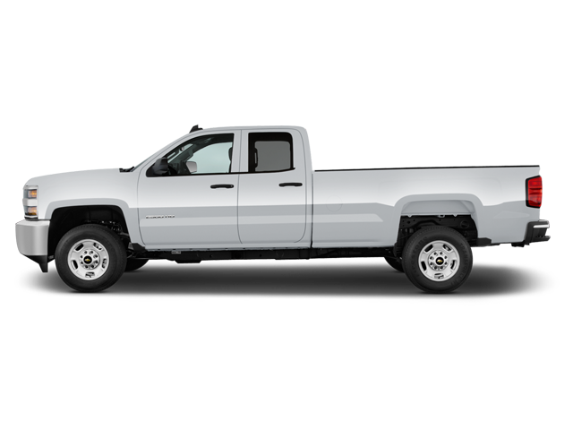 2017 Chevrolet Silverado 2500HD 4WD Double cab long box