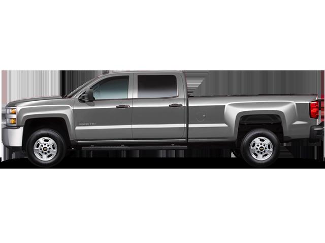 2017 Chevrolet Silverado 3500HD 4WD Crew Cab Standard Box