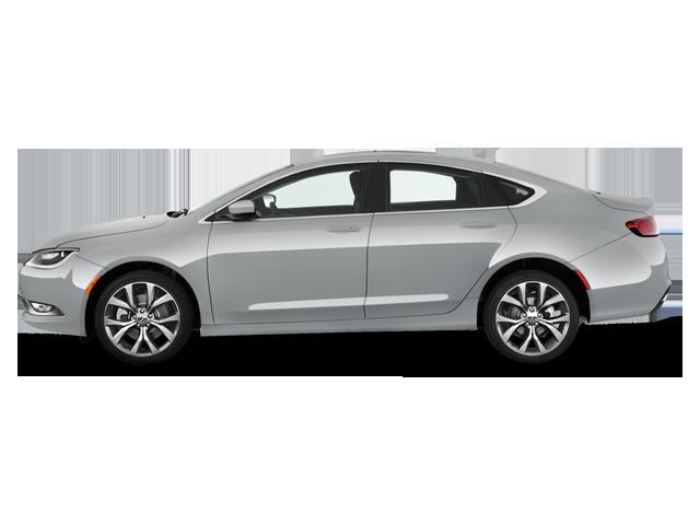 Promotion du manufacturier: Chrysler 200 2017