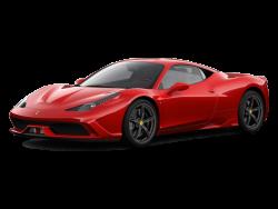 Ferrari 458 Italia 2017