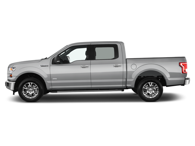 2017 Ford F-150 4x2 Super Crew Long Bed
