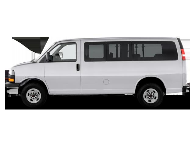 2017 GMC Savana Passenger 3500