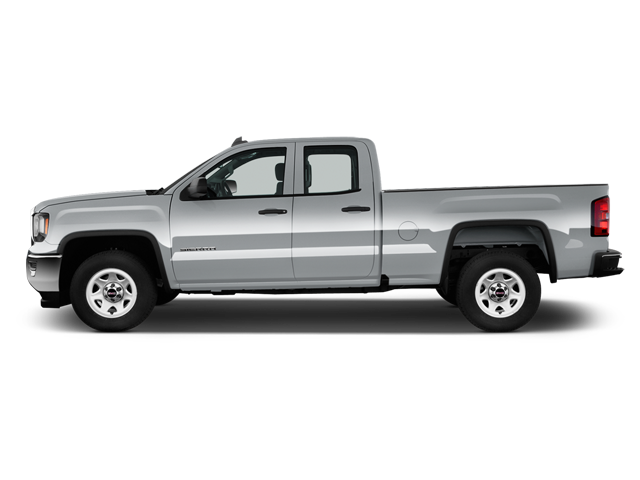 GMC Sierra 1500 4RM Cabine double caisse normale 2017