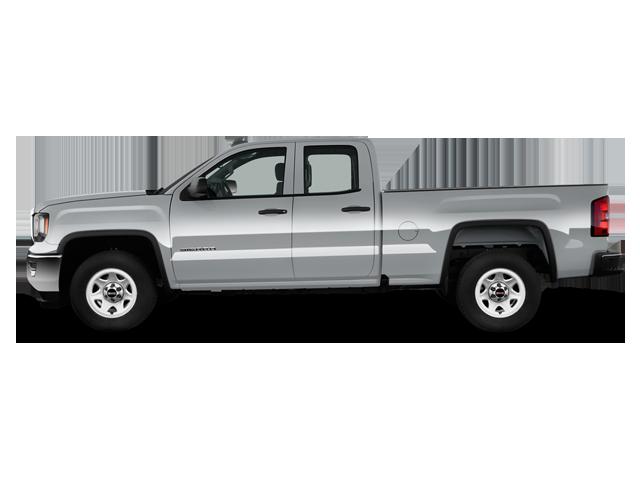 2017 GMC Sierra 1500 4WD Double Cab standard box