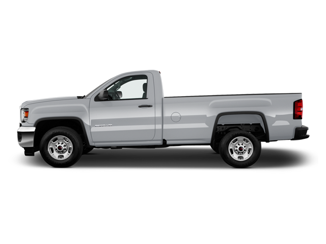 2017 GMC Sierra 2500HD 4WD Regular Cab Long Box