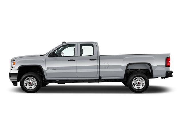 2017 GMC Sierra 2500HD 2WD Double Cab Standard Box