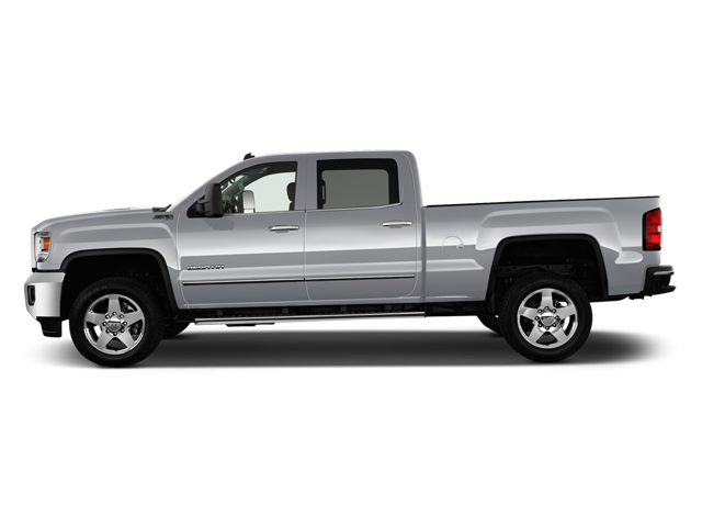 2017 GMC Sierra 2500HD 4WD Crew Cab Long Box