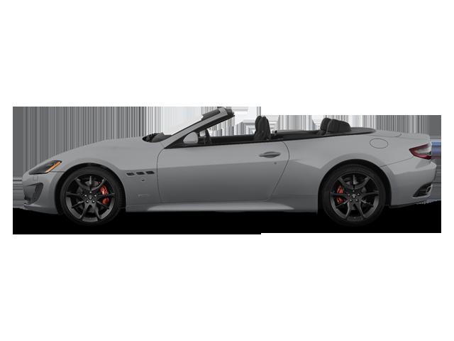 Maserati GranTurismo Cabriolet 2017