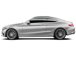Mercedes C-Class Coupe 2017