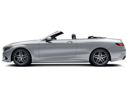 Mercedes S-Class Cabriolet 2017