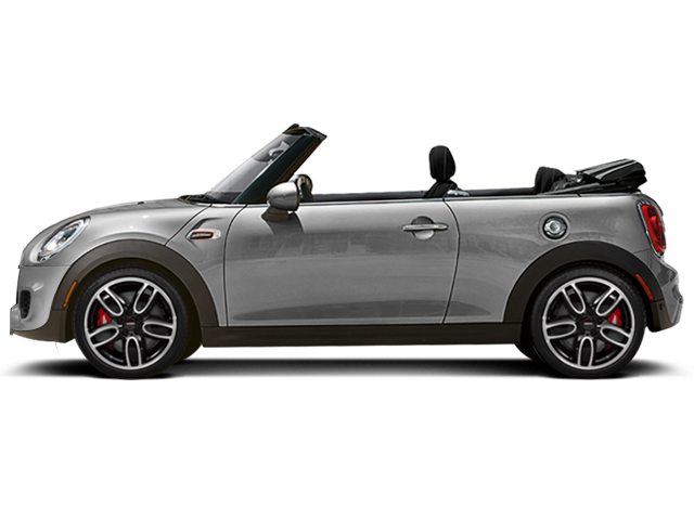 MINI John Cooper Works Cabriolet 2017