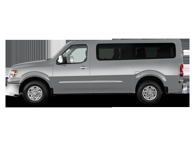 2017 Nissan NV Passenger 3500