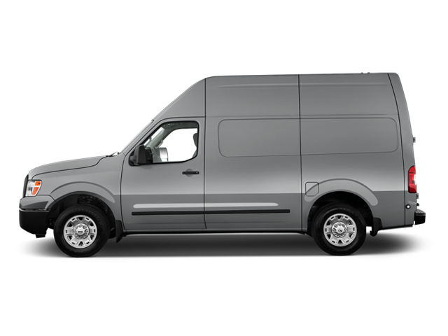 2017 Nissan NV 2500 High roof