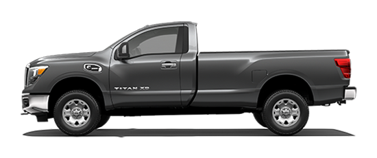 2017 Nissan Titan XD 4x2 Single Cab