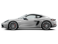 Porsche 718 Cayman 2017