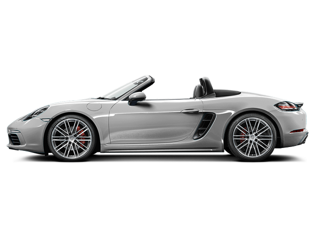 Porsche 718 Boxster 2017