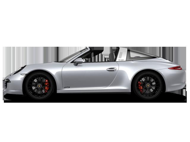 Porsche 911 Targa 2017