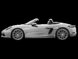 Porsche Boxster 2017