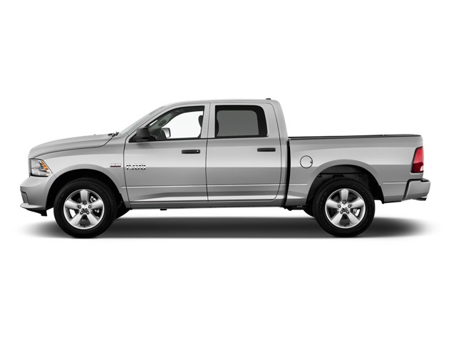 2017 Ram 1500 4x4 Crew Cab short bed