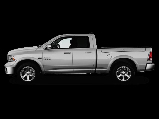 Ram 1500 4x4 Cabine Quad 2017