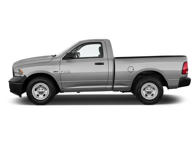 2017 Ram 1500 4x4 Regular Cab long bed