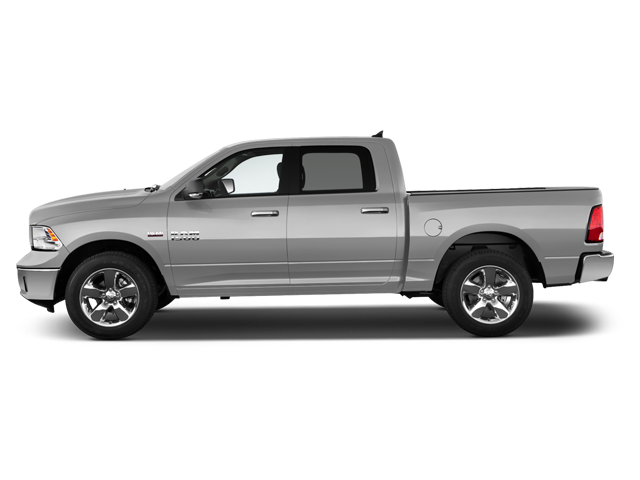 Get up to 25% off MSRP on a 2017 RAM 1500 SXT