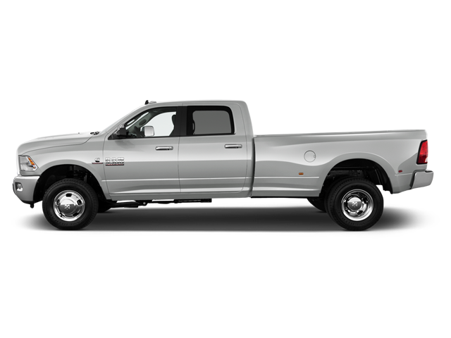 2017 Ram 3500 4x2 Crew Cab short bed