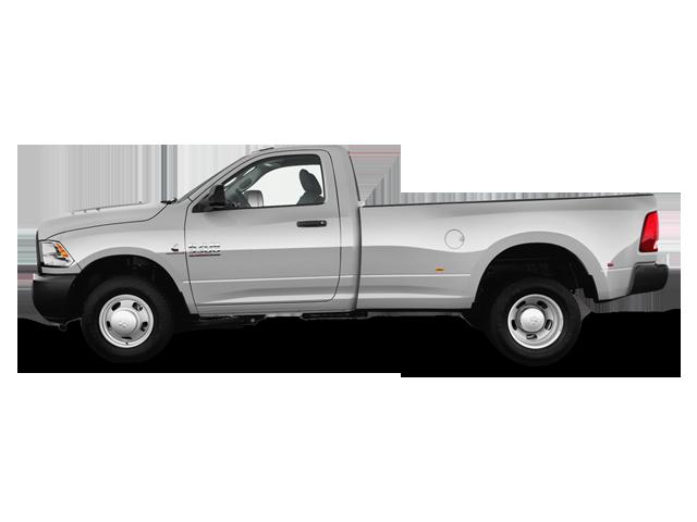 2017 Ram 3500 4x4 Regular Cab