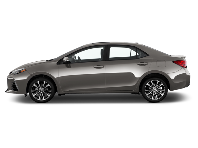 Lease a 2017 Toyota Corolla LE for $234 per month at 0.99%