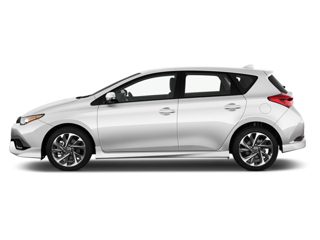 Up to $1,000 in cash incentives for the 2017 Toyota Corolla iM