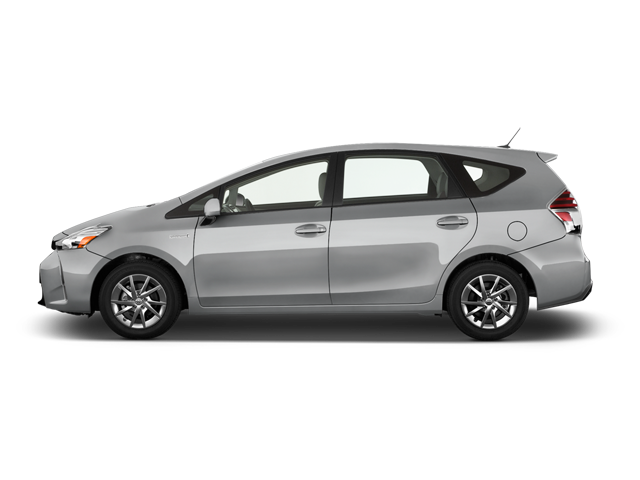 Lease a 2017 Toyota Prius V base for $353 per month at 1.99%
